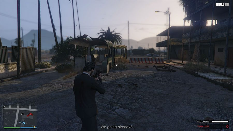 Where To Find Tao Cheng In Abandoned Motel In GTA Online