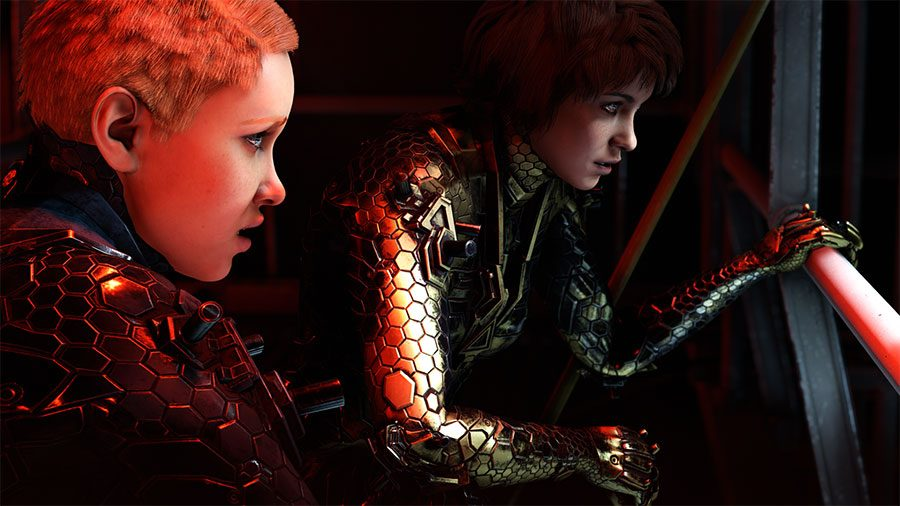 Wolfenstein Youngblood - Choose Jess Or Soph