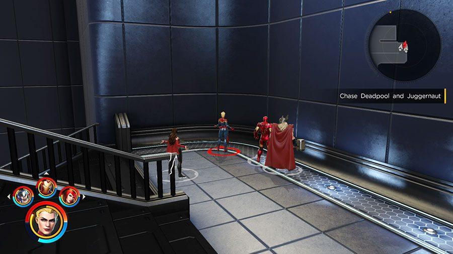 Xavier Institute Ability Orb #1