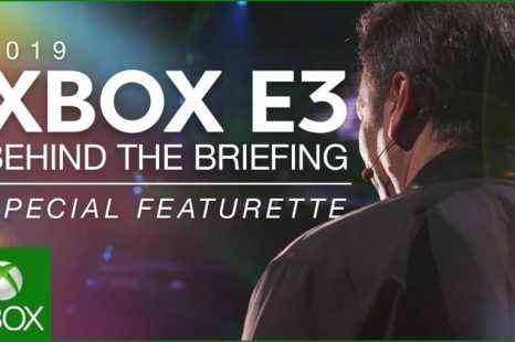 Behind the Briefing E3 Documentary for Xbox Released