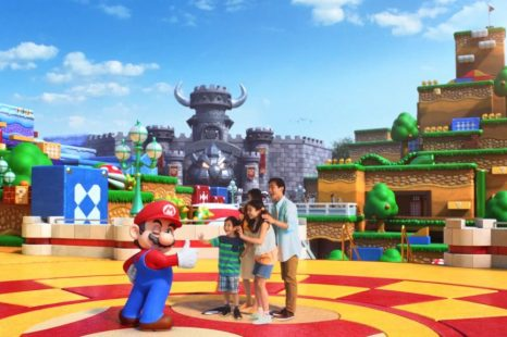 Yoshi's Adventure Omnimover Ride Coming to Super Nintendo World