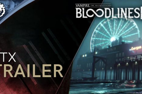 Vampire the Masquerade: Bloodlines 2 Gets Ray Tracing Trailer