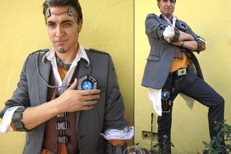 Cosplay Wednesday – Borderlands 2's Handsome Jack