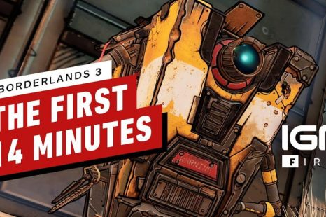 First 14 Minutes of Borderlands 3 Released