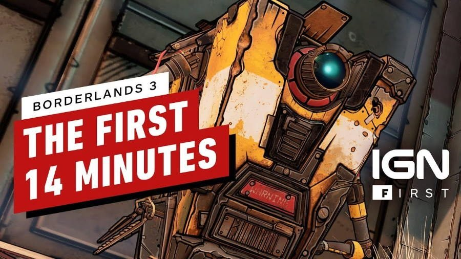 First 14 Minutes of Borderlands 3 Released - GamersHeroes