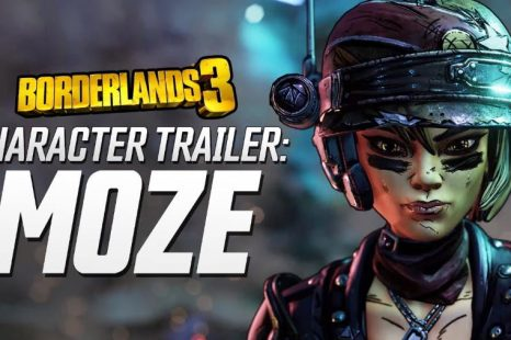 Meet Borderlands 3's Moze in New Character Trailer