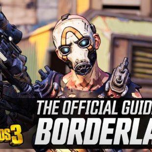 "Borderlands 3 Gets ""Official Guide to the Borderlands"""