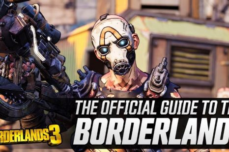 "Borderlands 3 Gets ""Official Guide to the Borderlands"""