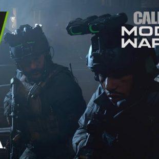 Call of Duty: Modern Warfare Getting Raytracing