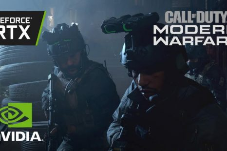 Call of Duty: Modern Warfare Getting Raytracing