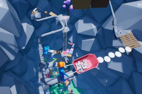 Climb With Wheelbarrow Review