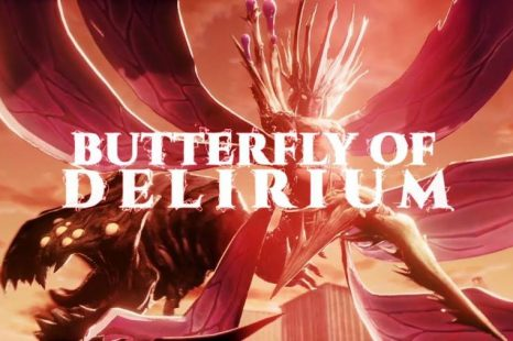 Code Vein Trailer Puts Spotlight on Butterfly of Delirium Boss