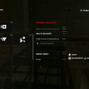 Control Personal & Weapons Mod Guide