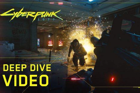 Cyberpunk 2077 Gets 15 Minute Deep Dive