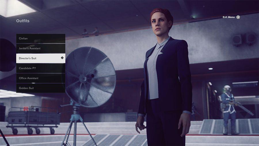 Directors Suit Outfit