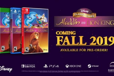 Disney Classic Games: Aladdin and The Lion King Announced