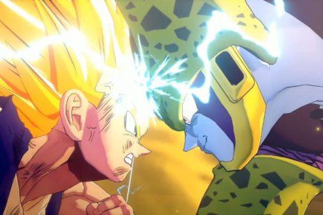 Dragon Ball Z: Kakarot to Include Cell Arc