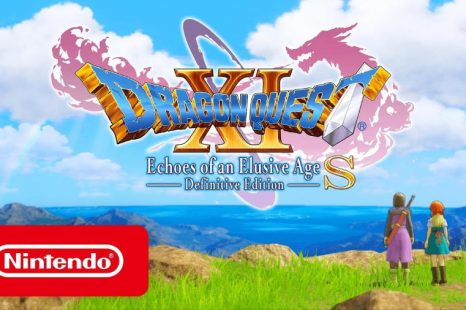 DRAGON QUEST XI S: Echoes of an Elusive Age Gets New Trailer