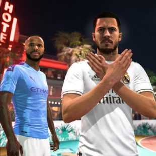 FIFA 20 Gets Official VOLTA Gameplay Trailer