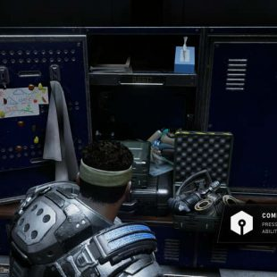 Gears 5 Act 1 Component Location Guide