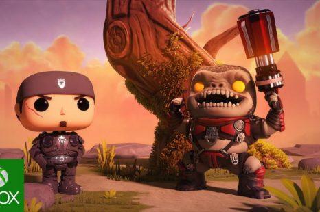 Gears POP! Gets Launch Trailer