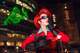 Cosplay Wednesday – Ghostbusters' Janine Melnitz