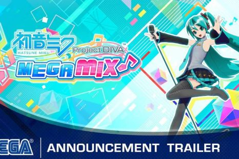 Hatsune Miku: Project DIVA Mega Mix Coming to Nintendo Switch in 2020