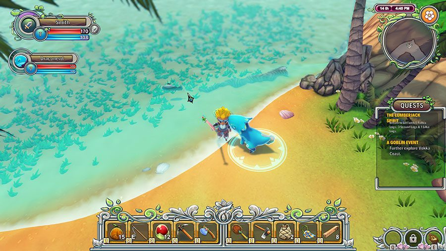 How To Catch Fish In RE Legend