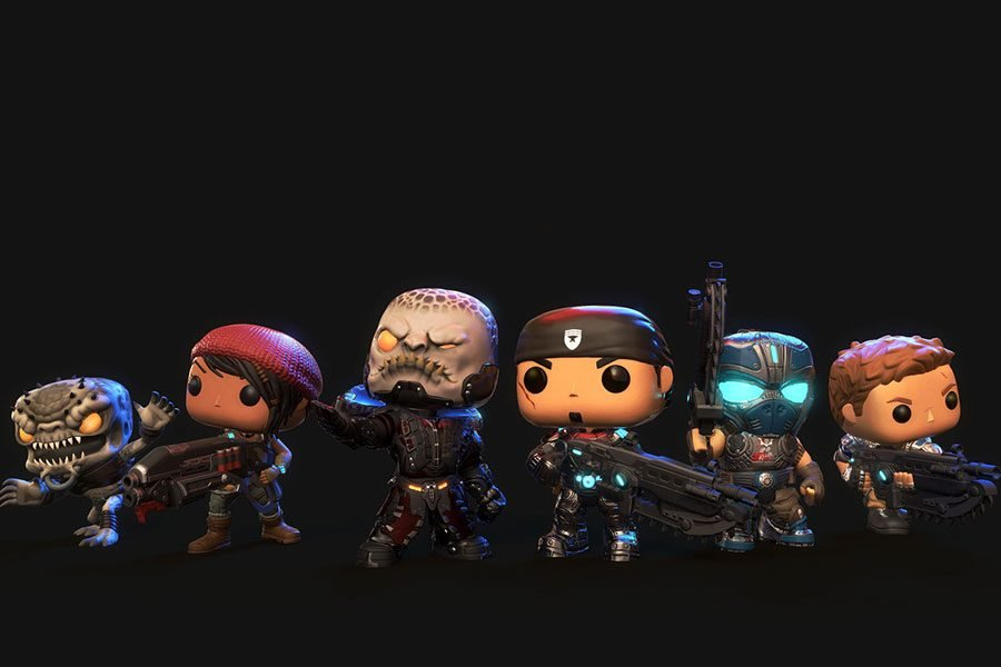 How To Change Gender & Customize Character In Gears Of War Pop