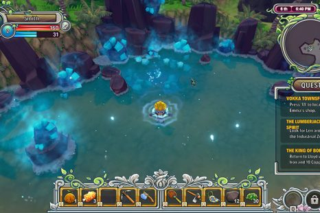 How To Use Hot Springs In RE: Legend