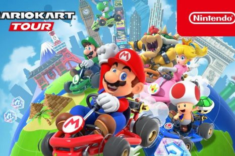 Mario Kart Tour Launching September 25