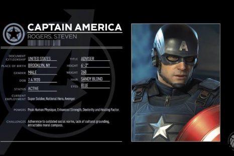 Captain America Highlighted in New Marvel's Avengers Trailer