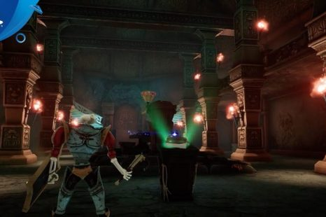 MediEvil Gets Behind-the-Scenes Look With Other Ocean