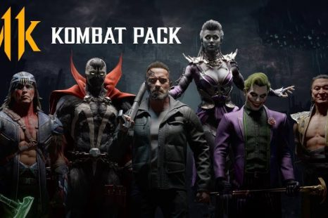Terminator T-800 and The Joker Coming to Mortal Kombat 11