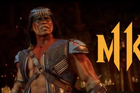 Nightwolf Coming to Mortal Kombat 11