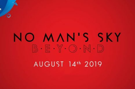 No Man's Sky BEYOND Gets Launch Trailer