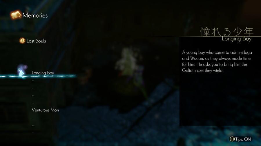 Oninaki Lost Souls Guide
