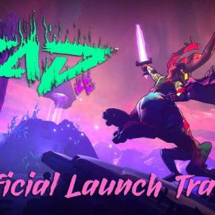 Rad Launch Trailer Released