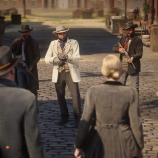 Red Dead Online Getting Wealth of Discounts and Bonuses This Week