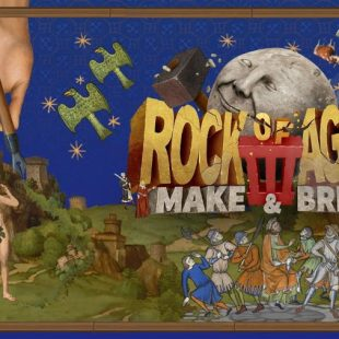 Rock of Ages 3: Make & Break Announced
