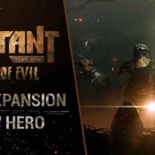 Mutant Year Zero: Seed of Evil Expansion Now Available on PlayStation 4