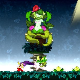 New Details Released Regarding Shantae and the Seven Sirens