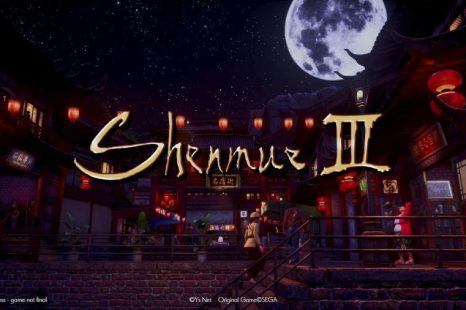 Shenmue III Gets New Gameplay Footage