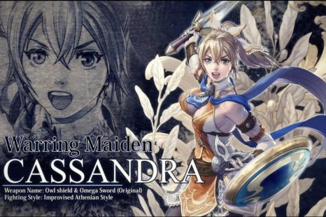 Cassandra Coming to SoulCalibur VI