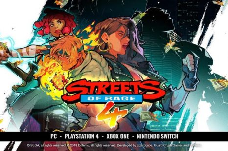 Cherry Hunter Coming to Streets of Rage 4