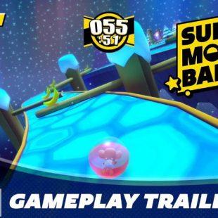 Super Monkey Ball: Banana Blitz HD Launching October 29