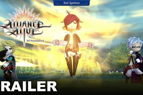 The Alliance Alive HD Remastered Gets New Gameplay Trailer