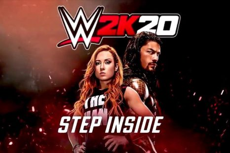 First Official WWE 2K20 Gameplay Trailer Released