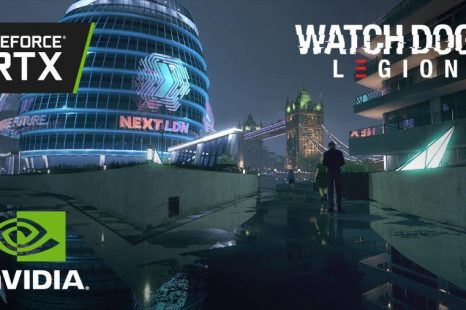 Watch Dogs: Legion Gets Ray Tracing Trailer