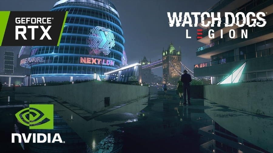Watch Dogs Legion Gets Ray Tracing Trailer Gamersheroes